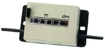 Mechanical length measuring counters 0150/0225 Hengstler