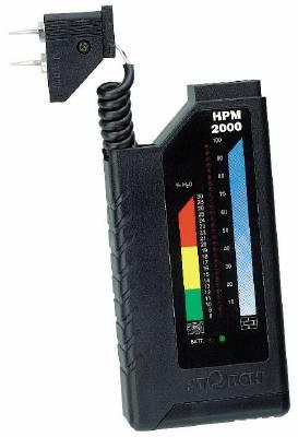 Hygrometer for wood/plaster Exotek HPM-2000