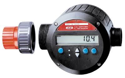 Digital flödesmätare till laboratoriepump 7071-0207