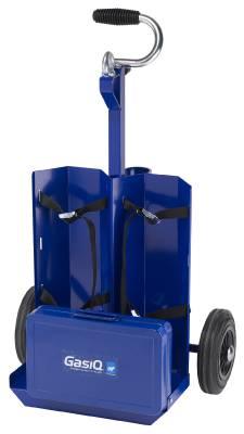 Minicarkärra Elga/Gasiq Transportabel gassvetsutrustning