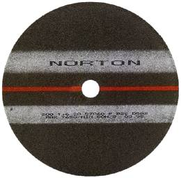 Cut-off wheel for stationary cutters Norton
