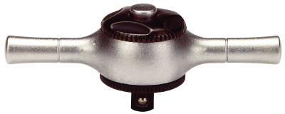 Mini T-handle ratchet with 1/4' drive Teng Tools 1400M
