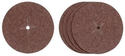 Abrasive paper disc 125×12 Luna