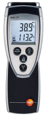 Industrial thermometer Testo 110