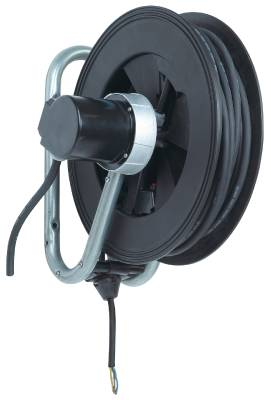 Cable reel open Nederman