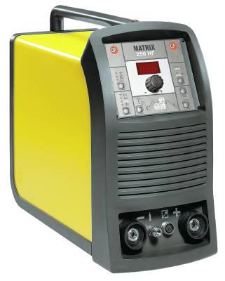 TIG svetsmaskiner Svetslikriktare av invertertyp CEA 250 HF