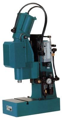 Toggle press compressed air driven Mäder LK500 S2 HV and LK3200 S4 HV
