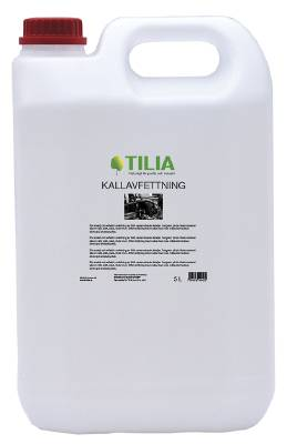 Cold degreasing TILIA 14701 / 14703