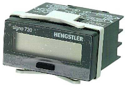 Electronic impulse counter Hengstler