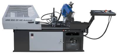 Bandsåg ARG 250 CF-NC Automat Pilous
