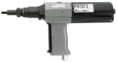Monteringsverktyg för blindnitmuttrar. Emhart PNT 200 PNT 812