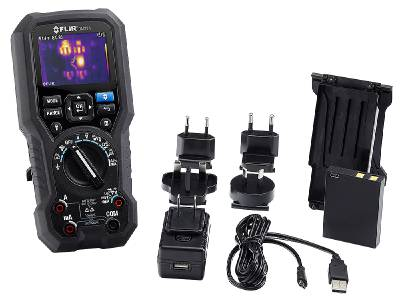 Heat multimeter 284 Flir