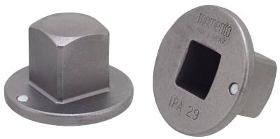 Insert adaptor for impact sockets. Momento  IPAS 1-2