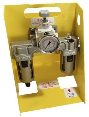 Filterregulator till pneumatiska högmomentdragare torcUP