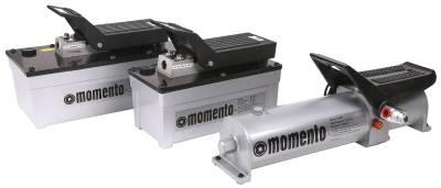 Tryckluftsdriven pump Momento