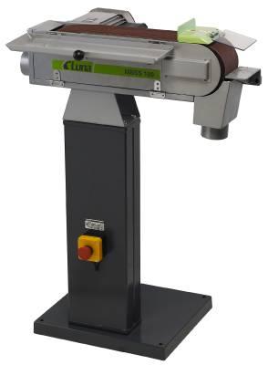 Belt grinder for metal Luna MBSS100