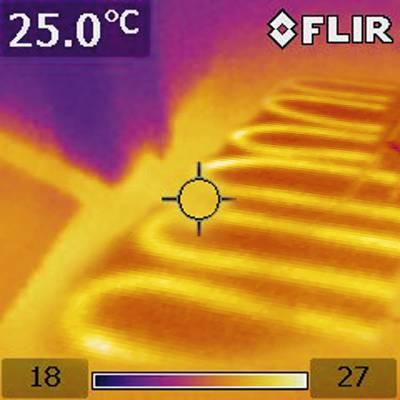 Värmekamera FLIR E5 E6 E8