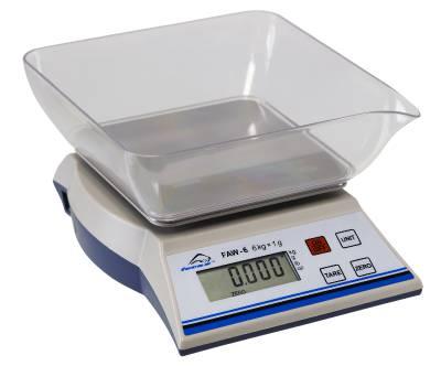 Table scales Digital Ferax FAW-6