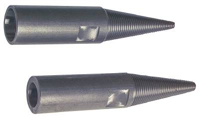 Spindle for bench grinding machine