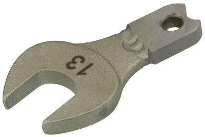 Vaihdettava avainpää lukkotappikiinnitykseen Torqueleader Erillinen avain