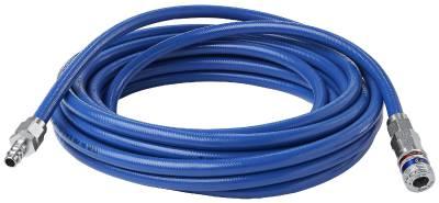 Rak armerad slang Serie 958 färdigmonterad med koppling Serie 310 eSafe Cejn