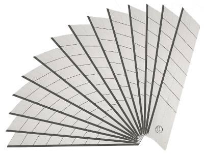 Knife blade - snap-off blade Teng Tools 710A-100 / 710F-100