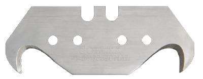 Knife blade Sollex hooked blade 10P / 10P-10