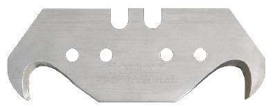 Knivblad Sollex krokblad 10P / 10P-10