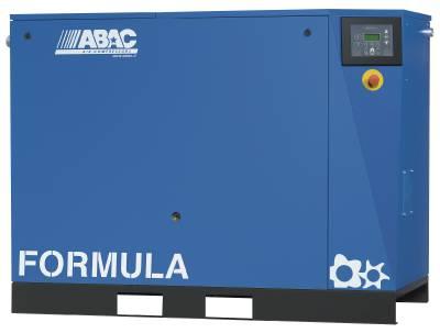Ruuvikompressori ABAC Formula kuivaimella