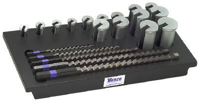 Kilspårsverktyg Wanco