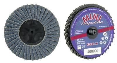 Quick disc Norton Mini-flap TR Roloc