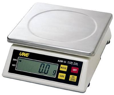 Digital parcel scales Lidén
