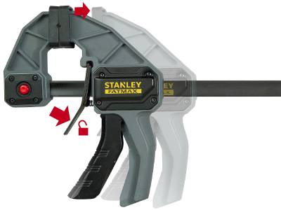 One-hand clamp Stanley FMHTO