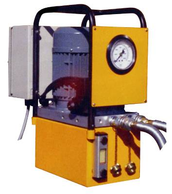 Hydraulisk pump Christie