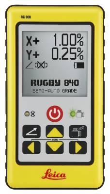 Fjärrkontroll för Rugby 820-880