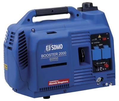 Elverk bensindrivet SDMO