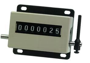Mechanical stroke counter 0312 Hengstler