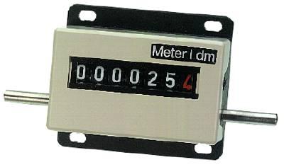 Mechanical length measuring counter 0205 Hengstler