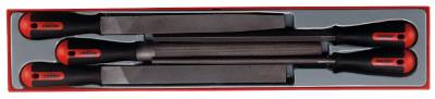5 pc Hand file set Teng Tools TTXF05