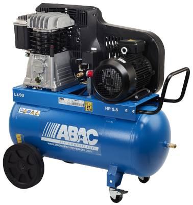 Kolvkompressor ABAC PRO 5,5HP 90L