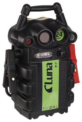 Starter help Luna P7-24 and P7 12/24 Trolley