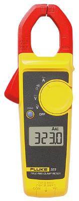 Clip-on ammeters Fluke 323 / 324 / 325