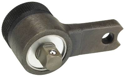 Vaihdettava avainpää lukkotappikiinnitykseen Torqueleader Räikkäpää