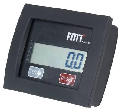 Flow meter for diesel pump Pressol