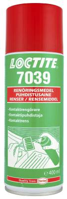 Kontaktrengöring Loctite 7039