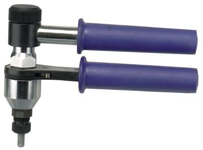 Monteringsverktyg för blindnitmuttrar. Emhart DFS 311 T