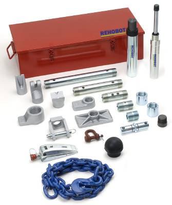 Hydraulisk riktsats Rehobot Hydraulics EB 50 och EB 230