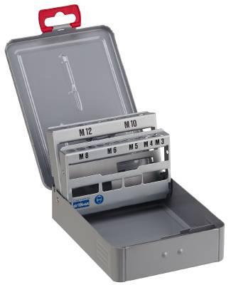Tap cassette drill box 529