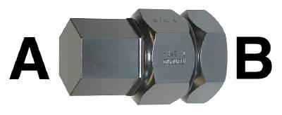 Insert drive for socket head cap screws. Momento 7/16 MM - 1 3/4 MM - 1 3/4 MM