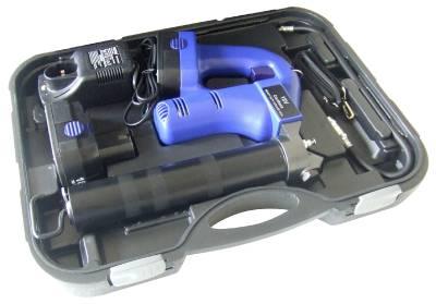 Smörjspruta / batteridriven Hallbaur 41005